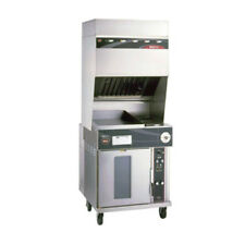 Wells WVO-2HFG Electric Ventless Cooktop with Convection Oven