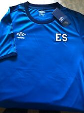 El Salvador National Team Training Jersey