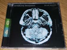 "BREAKING BENJAMIN  ""Dear Agony""   NEW  (CD, 2009)"