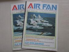 AIR FAN 63 GUNSMOKE 1983 NELLIS AFB USS NIMITZ 8e WING AS MARTI KALIMA FINLAND
