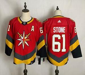 2021 Mark Stone Vegas Golden Knights Stitched Jersey #61 Men's M-3XL