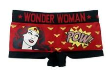 WONDER WOMAN ~ Ladies Women's Panties Underwear Boyshorts ~ S Small (5) ~ NEW