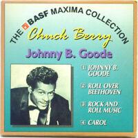 "Chuck Berry CD Single 3"" Johnny B. Goode - Belgium (EX/EX)"