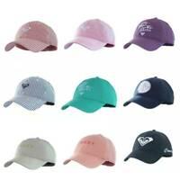 Roxy Dear Believer Cap Womens Baseball Hat Logo Cotton Golf Adjustable Ball OSFM