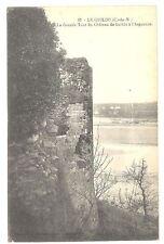CPA 22 - LE GUILDO (Côte d'Armor) - 37. La Grande Tour du Château de Guildo