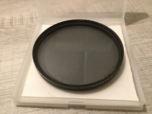B&W 95mm Top-Pol Filter w/Case Made in Germany