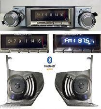 1965 Chevelle El Camino Malibu Bluetooth Radio Stereo Kick Panels No AC 740