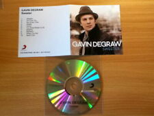 "GAVIN DEGRAW ~ ""Sweeter' ~Rare Promo Only CD 2011~10 Track~NEW!"