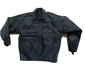 Tact Squad (NWOT) SMALL Bomber Style Jacket  Black. W/ZIP OUT QUILTED LINING