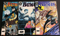 BATMAN 458 459 460 CATWOMAN VOLUME 1 VF/NM 1991 ROBIN JOKER