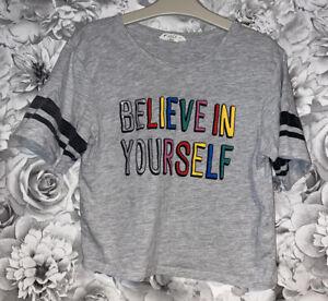 Girls Age 12-13 Years - T Shirt