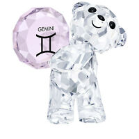 Swarovski Crystal Creation 5396297 Kris Bear-Gemini 3cm RRP $89