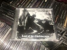 Bahimiron / Unchrist SPLIT 'Last of the Confederates' - Black Death Metal CD