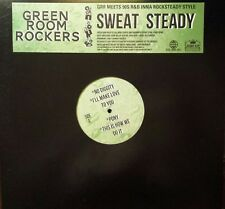 GREEN ROOM ROCKERS Sweat Steady LP 90's hip hop R&B ska reggae covers ltd 300