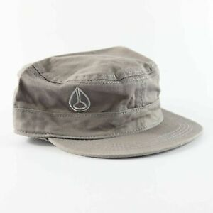 Nixon Special Ops Hat Grey Size 7 1/2