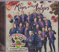El  Mayor de Mis Antojos CD NEW Original Banda el Limón de Salvador Lizárraga