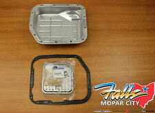 1998-2004 Dodge Jeep 42RE 44RE Transmission Pan, Gasket, and Filter Kit OEM