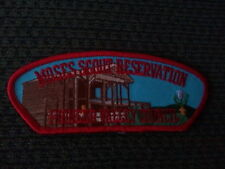 MINT CSP Pioneer Valley Council MASS TA-17 Moses Scout Reservation