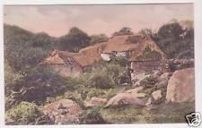 Foxworthy Mill - LUSTLEIGH CLEAVE Photo Postcard c1905