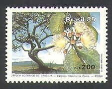 Brazil 1985 Botanical Gardens/FlowersTrees/Plants/Nature 1v (n38136)