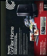 Seagate Goflex 2 TB Home External Cloud