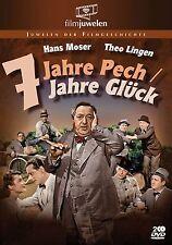 Sieben Jahre Pech / 7 Jahre Glück - Hans Moser und Theo Lingen - Filmjuwelen DVD