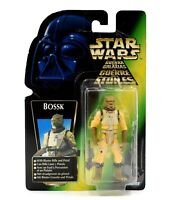 Star Wars The Power of The Force (Euro) - Bossk Action Figure