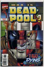 Deadpool Very Fine Grade Comic Books