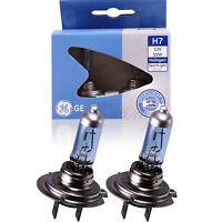 GE Set SportLight Silver +50% Lampe Birne 2x H7 12V 55W PX26D NBI