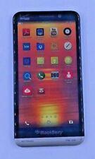 Blackberry Z30-16GB- Black (GSM Unlock) Acceptable Condition, Back Panel- Clean!