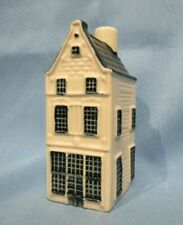 KLM DUTCH BOLS DELFT MINI HOUSE number 8 - empty