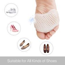 Almohadillas Metatarso Transpirable & Gel Suave Almohadillas de la puntera de la bola del pie Cojín