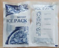10 packs Instant Cold Compress Ice Packs No Refrigeration required ice pack cold