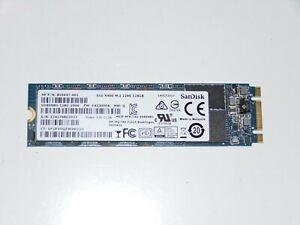 Sandisk X400 SD8SN8U-128G 856447-001 128GB SATA M.2 Solid State Drive (SSD)