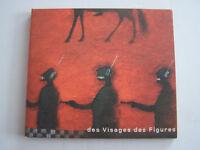 CD NOIR DESIR , DES VISAGES DES FIGURES , DIGIPACK 12 TITRES 2001 ,TRES BON ETAT