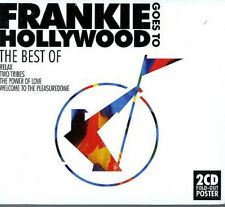 Frankie Goes To Hollywood Best Of 2-CD NEW SEALED Relax/Two Tribes/Power Of Love