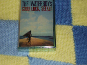 The Waterboys - Good luck Seeker- NEW & SEALED Cassette Tape album 2020