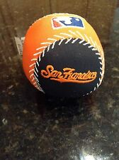 MLB San Francisco Giants plush baseball talking animated FANATICS sound RARE!