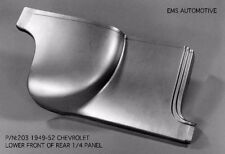 Chevrolet Chevy Sedan Front Quarter 1/4 Panel Right 1949-1952 #203R EMS