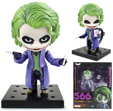 BATMAN/ THE JOKER VILLAIN´S EDITION 10 CM- ANIME NENDOROID #566 WITH BOX 4""