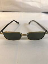 Vintage DKNY Mens Sunglasses made in Japan color: light copper and black no case