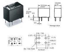 Omron G5V1-5, Relay SPDT 1A, 5V, 167 ohm, alta sensibilita'
