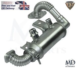EGR VALVE COOLER FOR FORD C-MAX FOCUS GALAXY MONDEO CONNECT 1.8 TDCI 4M5Q9F464BD