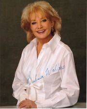 BARBARA WALTERS signed autographed photo