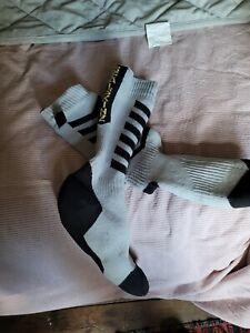 SealSkinz MTB Mid Hydrostop - Waterproof Socks - Anth / Grey / Black