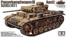 TAMIYA GERMAN PANZERKAMPFWAGEN III AUSF.L SD.KFZ.1411 Scala 1:35 Cod.35215
