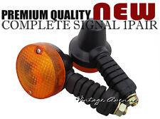 (TW18) SUZUKI SP100 SP125 SP250 TS100 TS125 TS185 TS250 REAR SIGNAL LIGHT PAIR