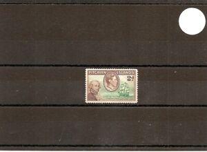 Pitcairn 1940 SG4 1v of set HMM George VI -Lt. Bligh and the Bounty