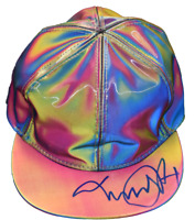 MICHAEL J FOX SIGNED BACK TO THE FUTURE HAT AUTHENTIC AUTOGRAPH BECKETT COA A