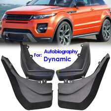 For Range Rover Evoque Dynamic AutobiographySport 12-18 Mud Flaps Splash Guards